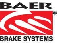 Baer Brakes 05-10 Mustang Eradispeed Plus 2 Rear Brake Kit